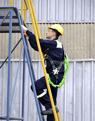 Safety Harness In House Smiths Training