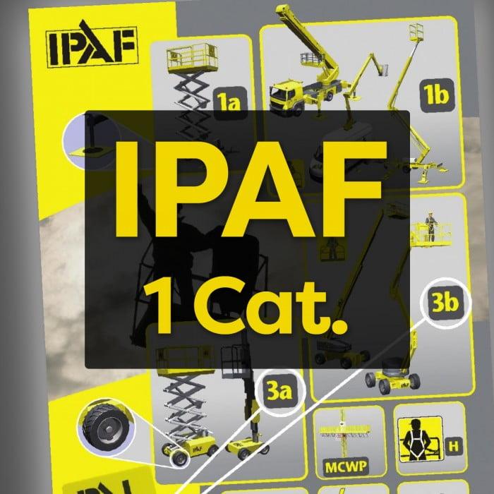 IPAF 1 Category