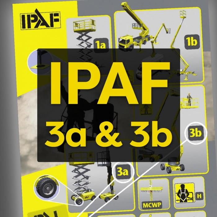 IPAF 3A & 3B