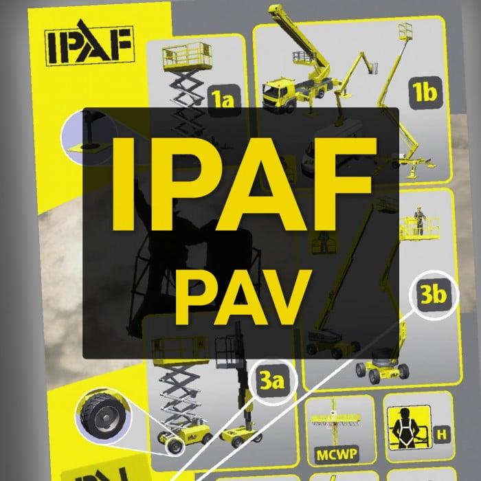 IPAF Pav